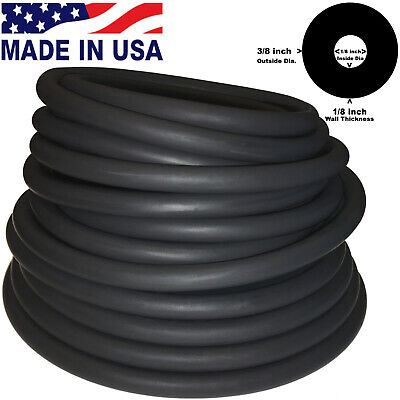 38in 10mm Kent Speargun Band Rubber Latex Tubing Black 10ft 3m 408