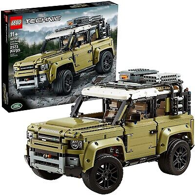 LEGO 42110 Technic Land Rover Defender New - FREE SHIPPING! ALMOST SOLD OUT!