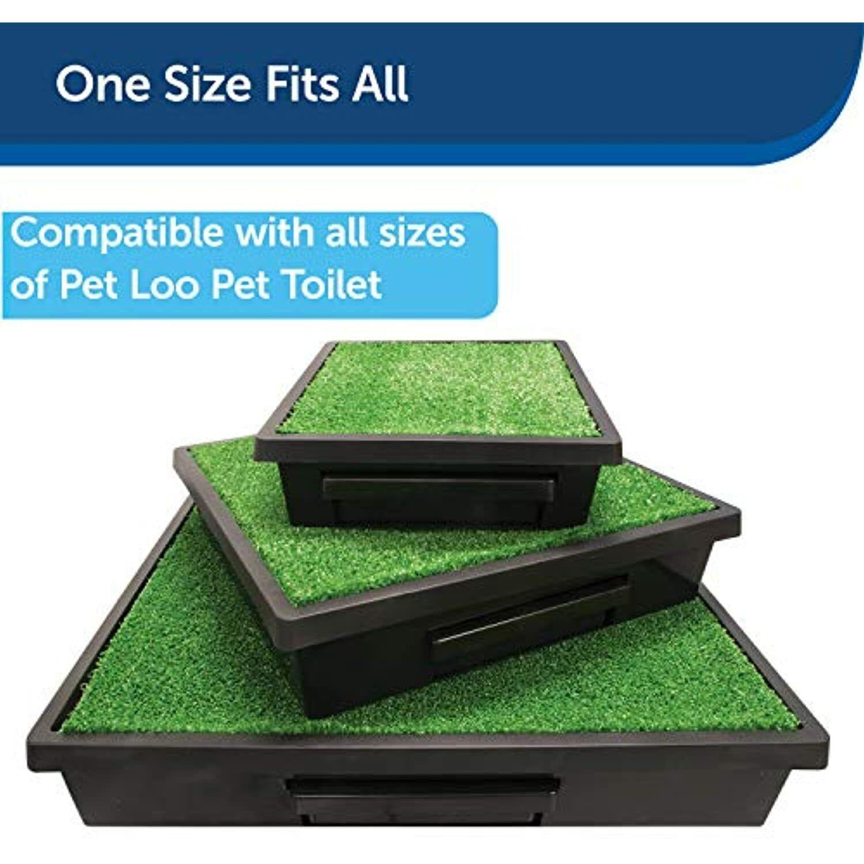 PetSafe Pet Loo Pee Pod Pack Of 7 Replacement Pods 1 Tub Wee Sponge Scoop - $12.59
