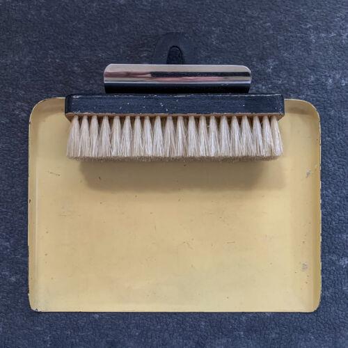 Original Bauhaus Marianne Brandt table brush set ca. 1933 Ruppel Ruppelwerke