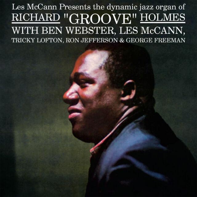 Richard 'Groove' Holmes – Groove CD