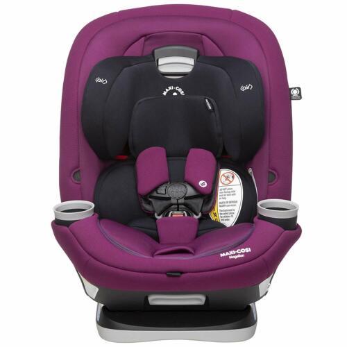 Maxi-Cosi Magellan XP 5-in-1 Convertible Car Seat, Violet Caspia, NEW
