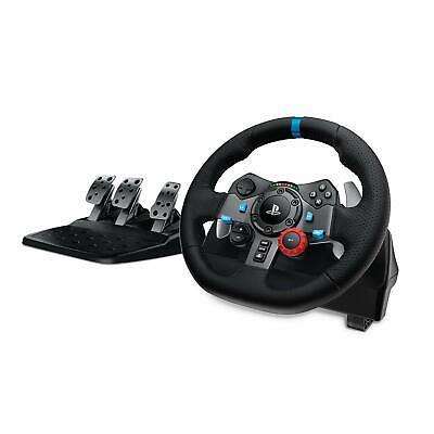 Logitech G29 - Volante para simulación de carreras (compatible con PS4, PS3...