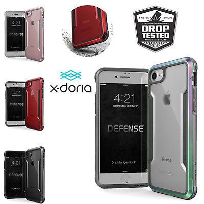 X-doria Case For iPhone 8 Plus 7 Plus Case Defense Shield Case For Apple iPhone