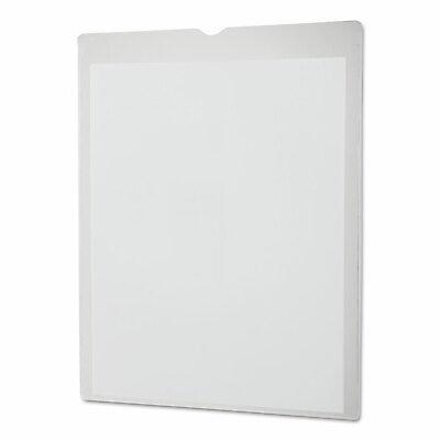Utili-jac Heavy-duty Clear Plastic Envelopes Sleeve 8 12 X 11 Letter 50boxlot