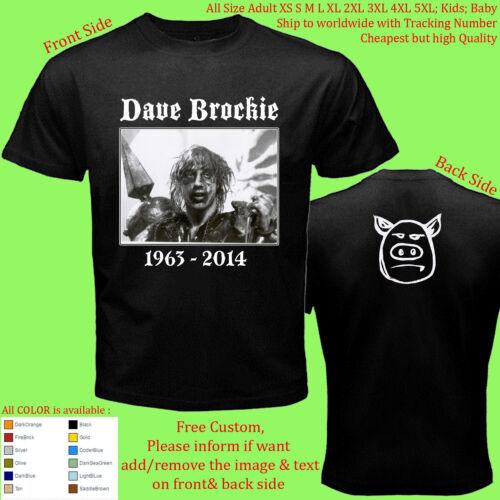 Gwar Dave Brockie Concert Album Tour T-shirt Adult S-5XL Youth Infant