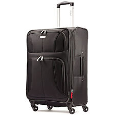 "Samsonite Aspire XLite 25"" Expandable Soft-Side Spinner Luggage (Black)"