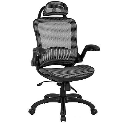 Office Chair Ergonomic Desk Chair Mesh Computer Chair With Lumbar Support