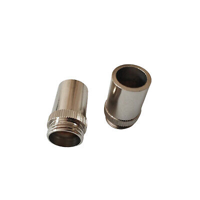 2-pk 186405 Nozzle For Miller Hobart Spoolmate 100 3035 Welding Spool Gun