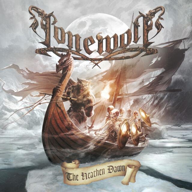 LONEWOLF - The Heathen Dawn - Limit.Digipak-CD - 205914