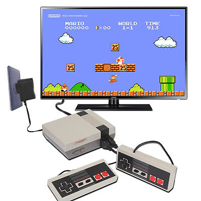 Classic Edition Video Handheld Mini Games Console with 600 Game Fit Nintendo NES