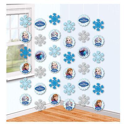 Disney Frozen String Decorations Childrens Birthday Party Garland Banner Bunting ()