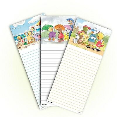 Suzys Zoo 2015 Calendar Notepad 3-pack 11111
