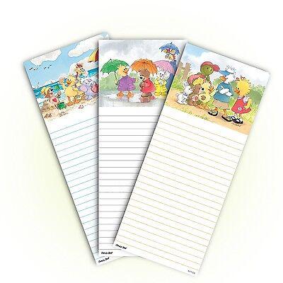 Suzys Zoo 2015 Calendar Notepad 3-pack 11111