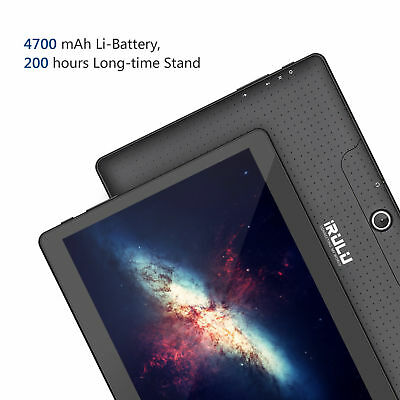 "10.1"" iRULU Android 7.1 Nougat Tablet PC 1GB+16G Google GMS Quad Sum 800*1280"