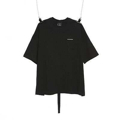 Peaceminusone PMO Cotton T-shirt #1 Black tee Kpop G dragon