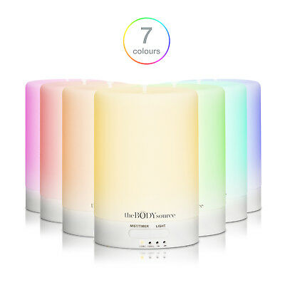 The Body Source® Ultrasonic Aroma Diffuser Humidifier with