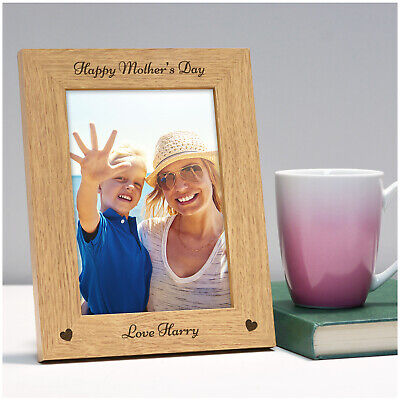Happy Mothers Day PERSONALISED Gifts for Mummy Nanny Mum Her Photo Picture Frame](Happy Mothers Day Photos)