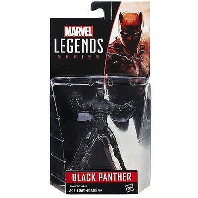 Marvel Leyenda Serie 9.5cm Pantera Negra figura nueva