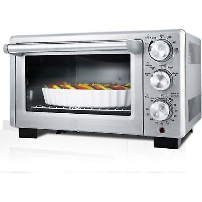 Designed for Life story Convection Toaster Oven Oster Kitchen Dial Controls BRAND NEW