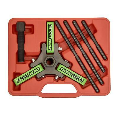Auto Harmonic Balancer Puller Kit GM LS Motor Engine Mechanic Workshop Tool Harmonic Balancer Puller Set