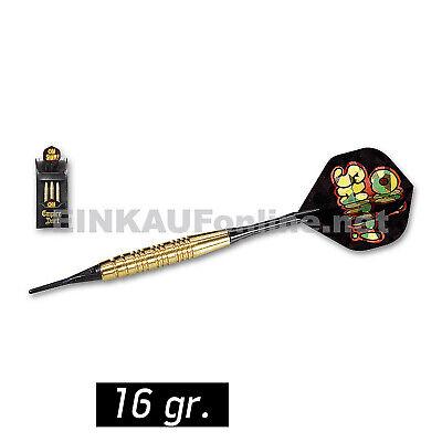 EMPIRE Dart Soft Darts Pfeile Dartpfeile Dartpfeil Edart Pfeil Black Jack 16 gr