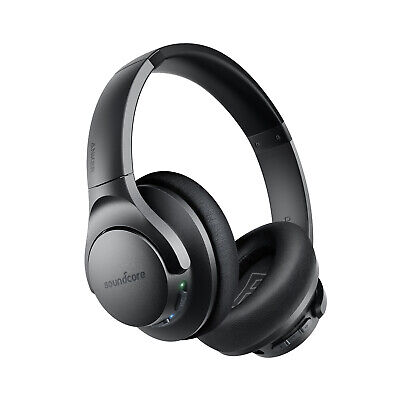 Soundcore Life Q20 Wireless Over Ear Headphones Active Noise Cancelling Headset