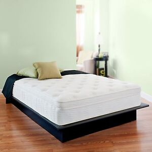Night Therapy Euro Box Top Spring Mattress Home & Garden > Furniture > Beds & Mattresses > Mattresses