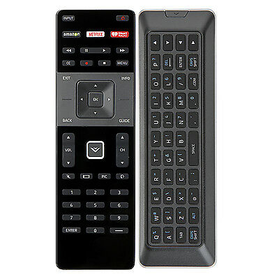US Brand New VIZIO XRT500 (XRT122 keyboard version) Smart TV Remote with M-GO
