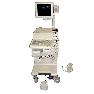 Aloka Ssd-2000 2000dc Multiview Ultrasound W Ust-979 995 Transducer Probes