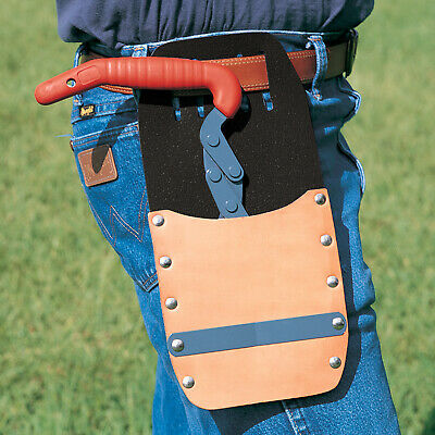 Leather Holster For Bahco 8 Log Tongs