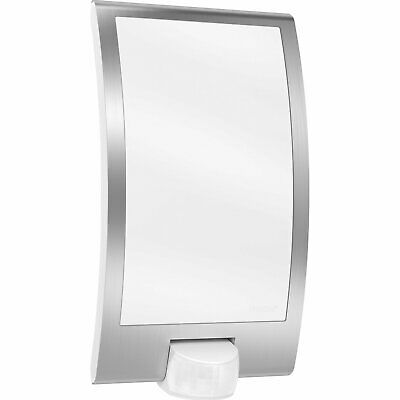 STEINEL  L22S Outdoor Light with PIR in Stainless Steel