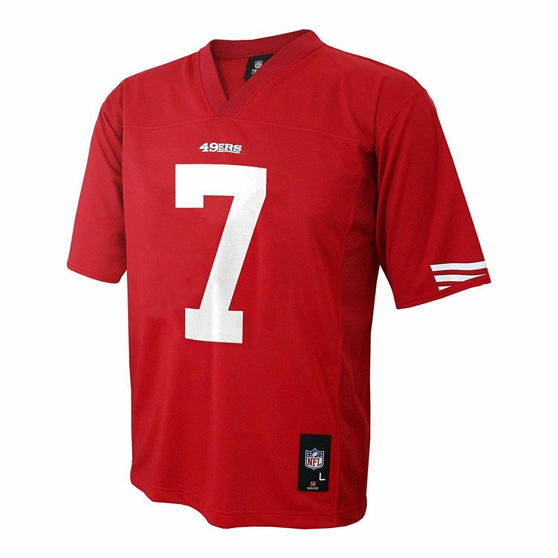quality design 21b3c 961d9 NFL Colin Kaepernick San Francisco 49ers Jersey Youth Size Large