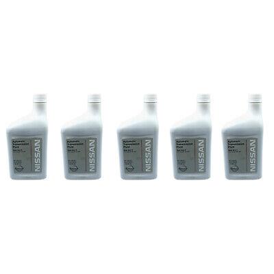 For 5 Quarts Matic-D Transmission Fluid OEM Genuine 999MP-AA100P for Nissan