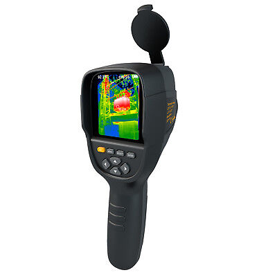 Ht-19 Infrared Thermal Imagervisible Light Camerair Resolution 320x240 Pixels