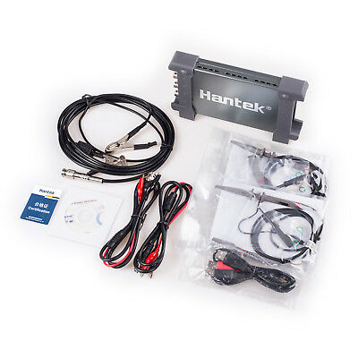 Hantek 6104be Car Automotive Digital Oscilloscope 100mhz 4ch Usb 1gsas Pc Based