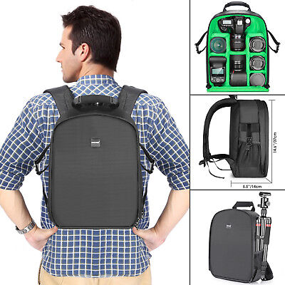 Neewer Camera Tripod Accessories Backpack Bag Case Waterproof Shockproof