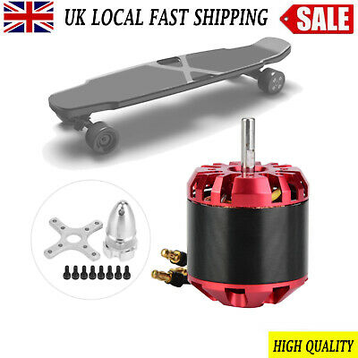Brushless Sensorless 80-560KV Motor 4600W for Electric Balancing Scooter  UK