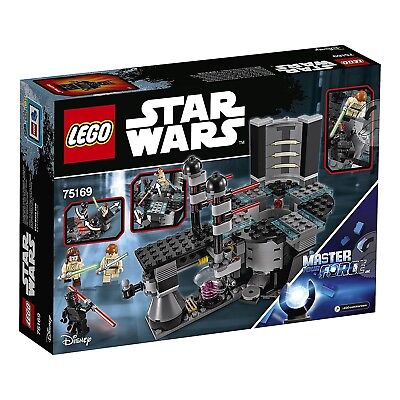 LEGO 75169 Star Wars Duel on Naboo Construction Minifigure Set Kids Gift Toy