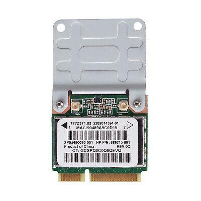 New Mini PCIE Half to Full Size Extension Card WIFI PCI Adapter Bracket + Screws
