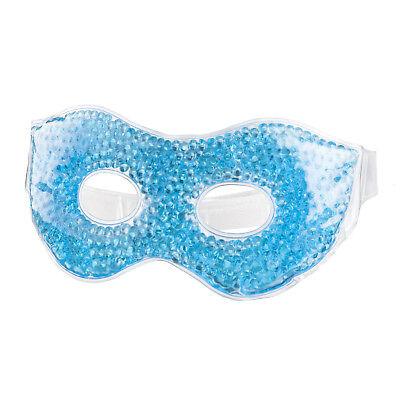 Kühle Gel-augenmaske (Feluna Gel-Augenmaske Wellnessmaske Gelmaske Kühlmaske Augen-Maske Kältetherapie)