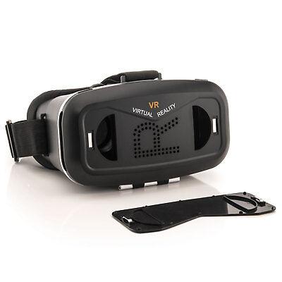 3D Virtual Reality Brille für Samsung Galaxy A3 A5 A7 (2016/2017) VR-Box Headset