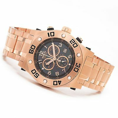 Invicta Reserve 45mm Speedway Swiss Chronograph Mother-of-Pearl Dial Watch 15766