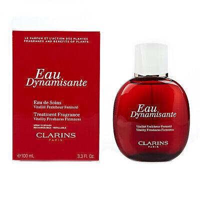 Clarins Eau Dynamisante Treatment Fragrance 100ml Vitality Freshness Firmness