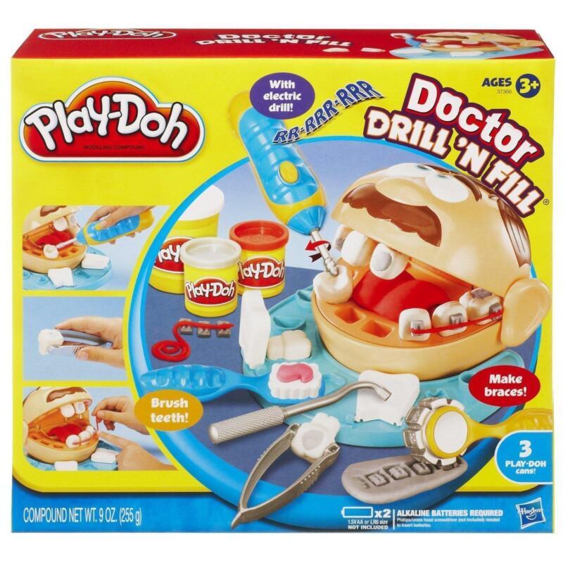 Play Doh Set: Creative Toys & Activities