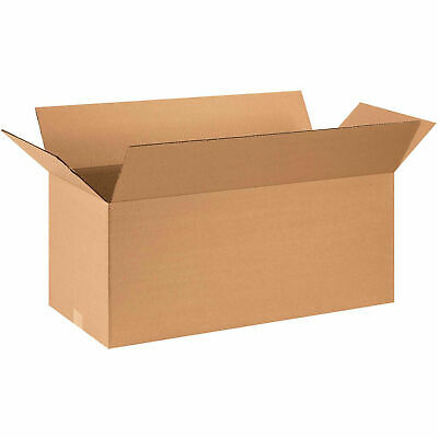 28 X 12 X 12 Long Cardboard Corrugated Boxes 65 Lbs Capacity 200ect-32