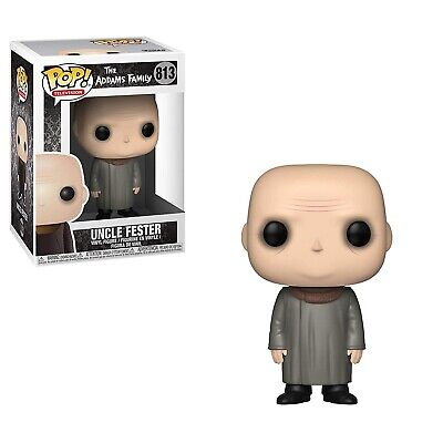 Funko - POP TV: The Addams Family-Uncle Fester Brand New In Box