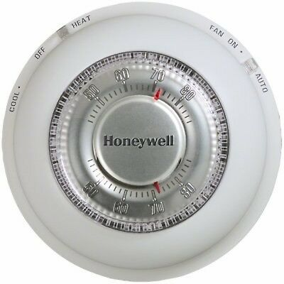 Honeywell Tradeline Thermostat Electronic, Heat/Cool