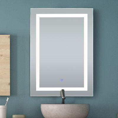 32 led bathroom wall mirrors with illuminated
