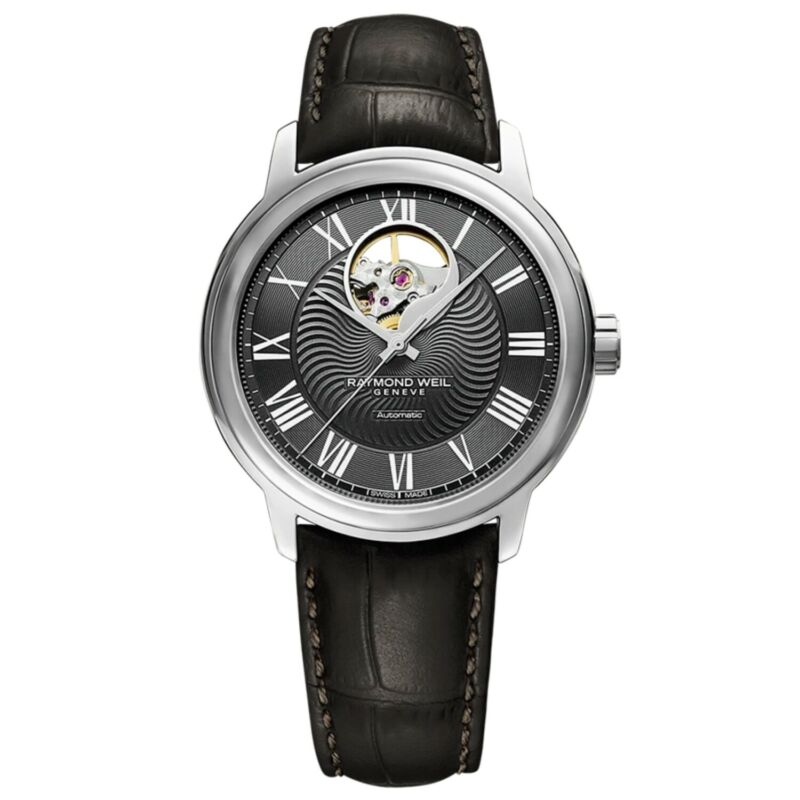 Raymond Weil 2227-STC-00609 Men Maestro Grey Automatic Watch